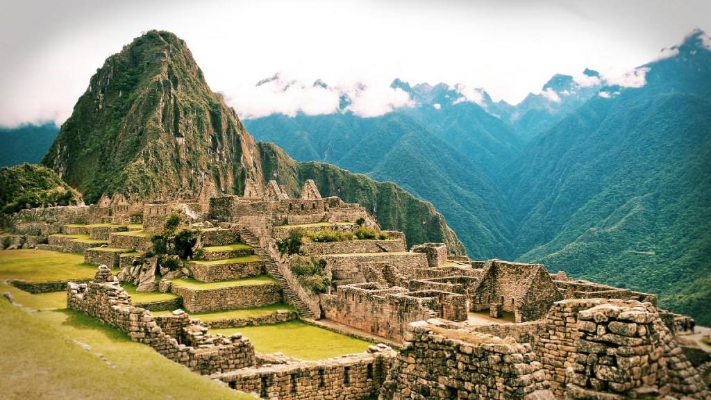 Peru - Huayna Picchu
