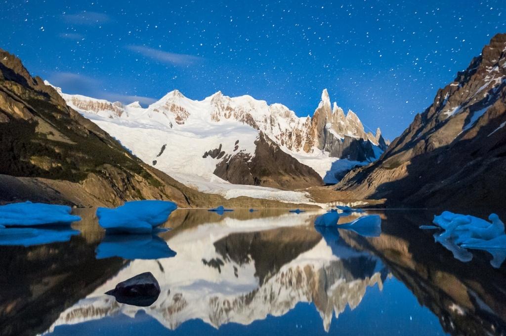 Argentina si Chile - Cerro Torre