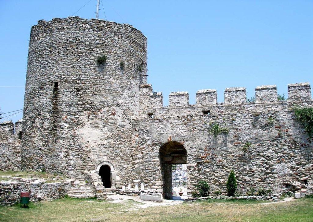 Cetatea din Kavala