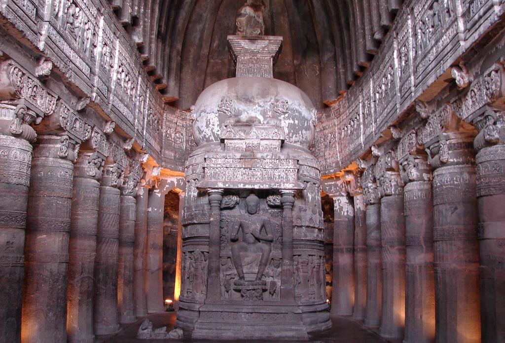 India - Pesterile Ajanta
