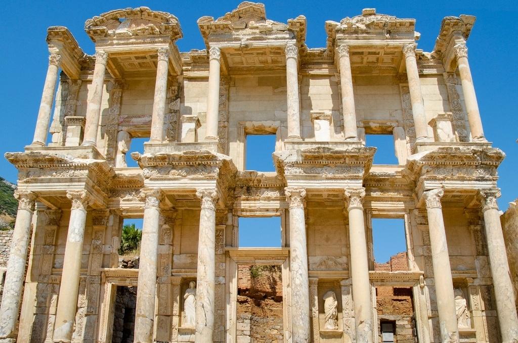 Turcia - Biblioteca Celsus
