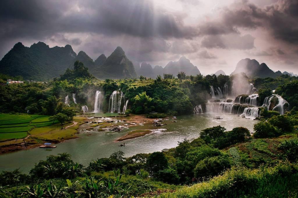 China - Guangxi