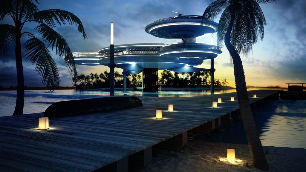 Hotel Disc - Insulele Maldive