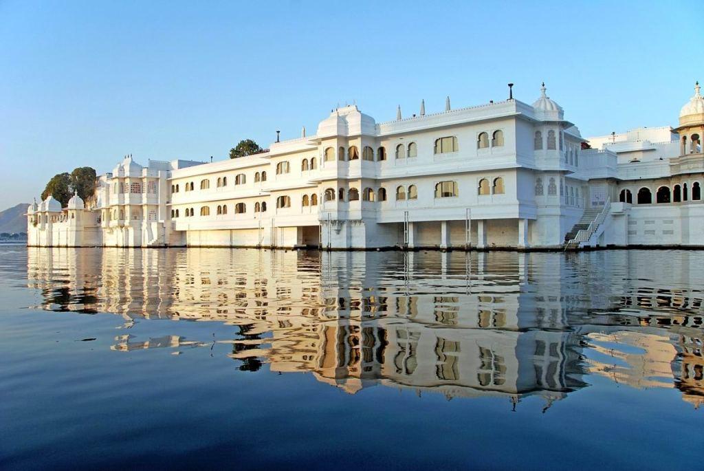 India - Taj Lake Palace