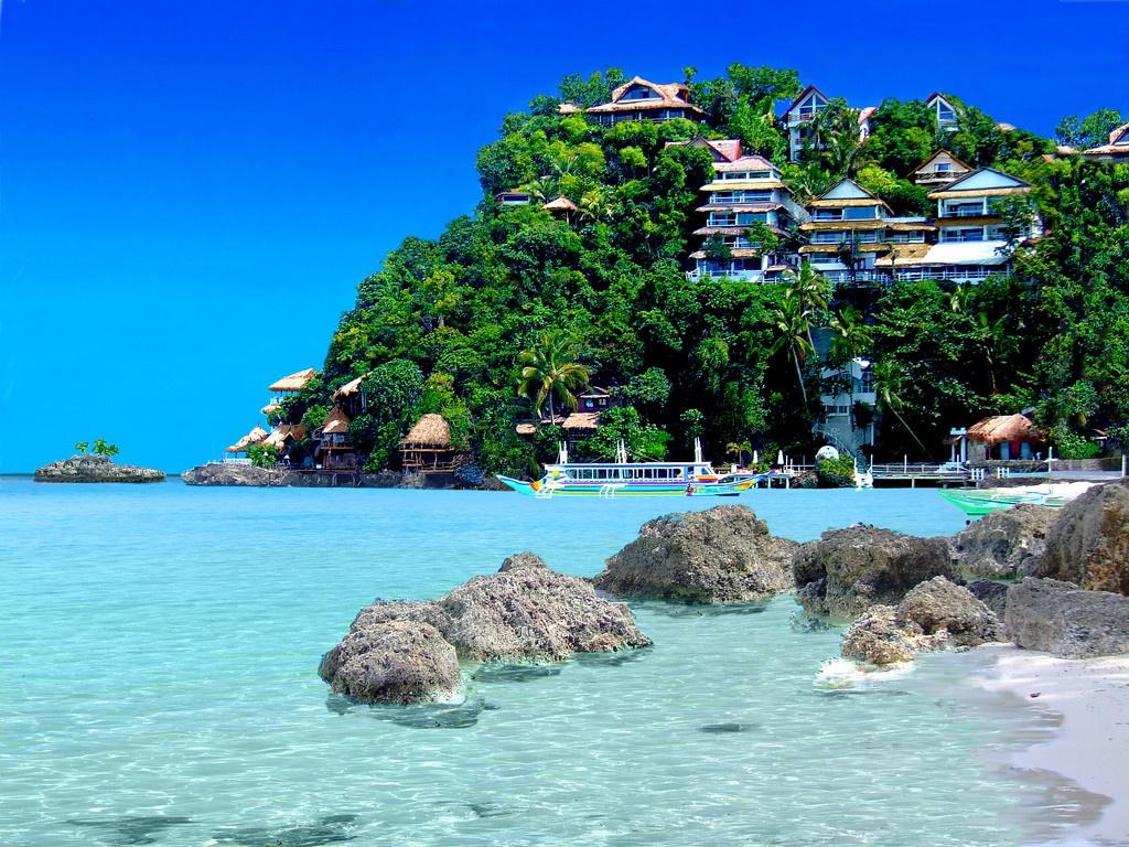Insulele Filipine - Boracay