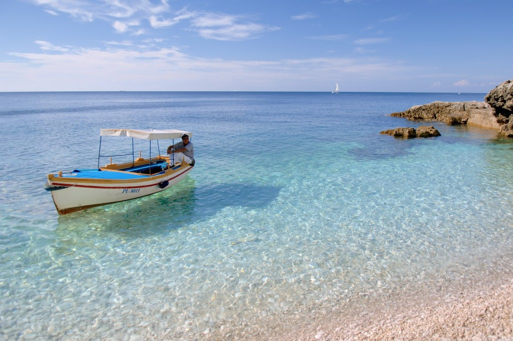 Marea Adritica - Istria