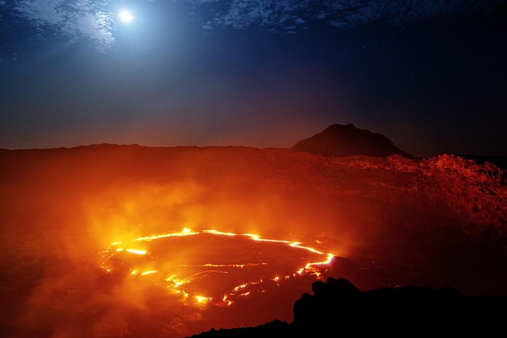 Lacul de Foc - Etiopia