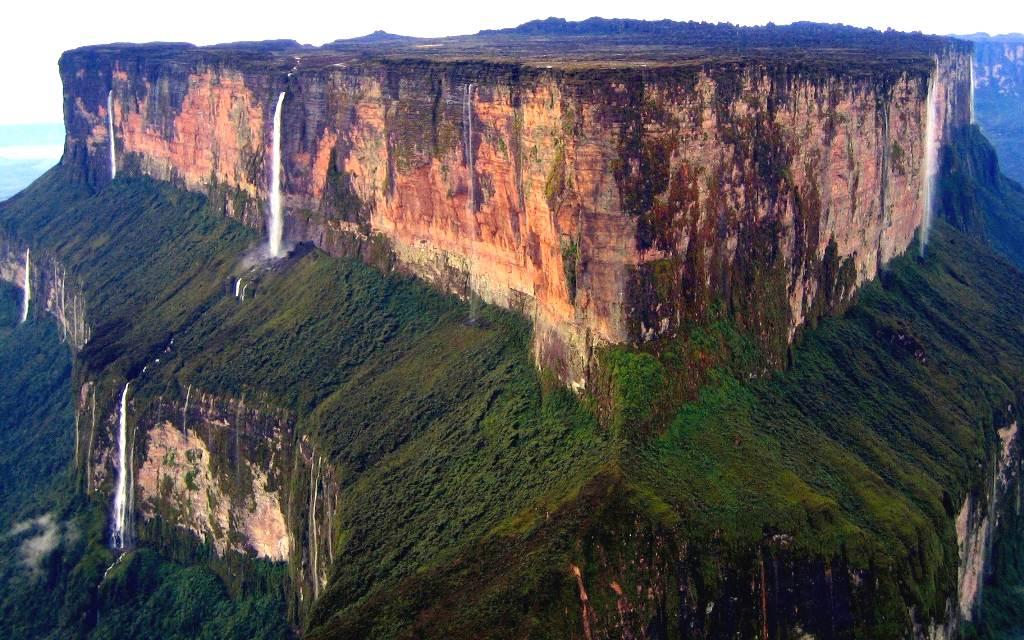 Muntele Roriama - Venezuela, Guyana si Brazilia