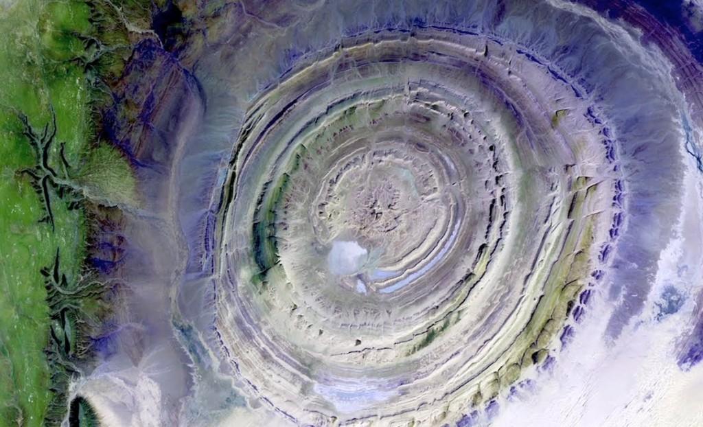 Ochiul Saharei - Sahara