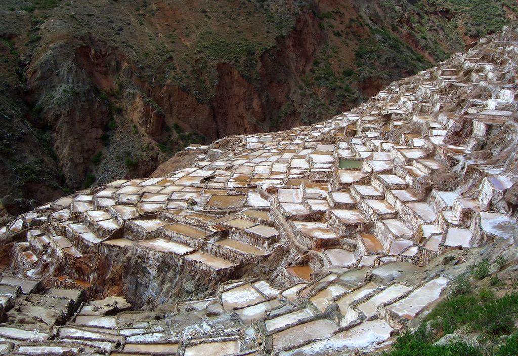 Piscinele de la Cuzco - Peru