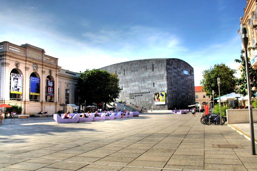 Cartierul Muzeelor