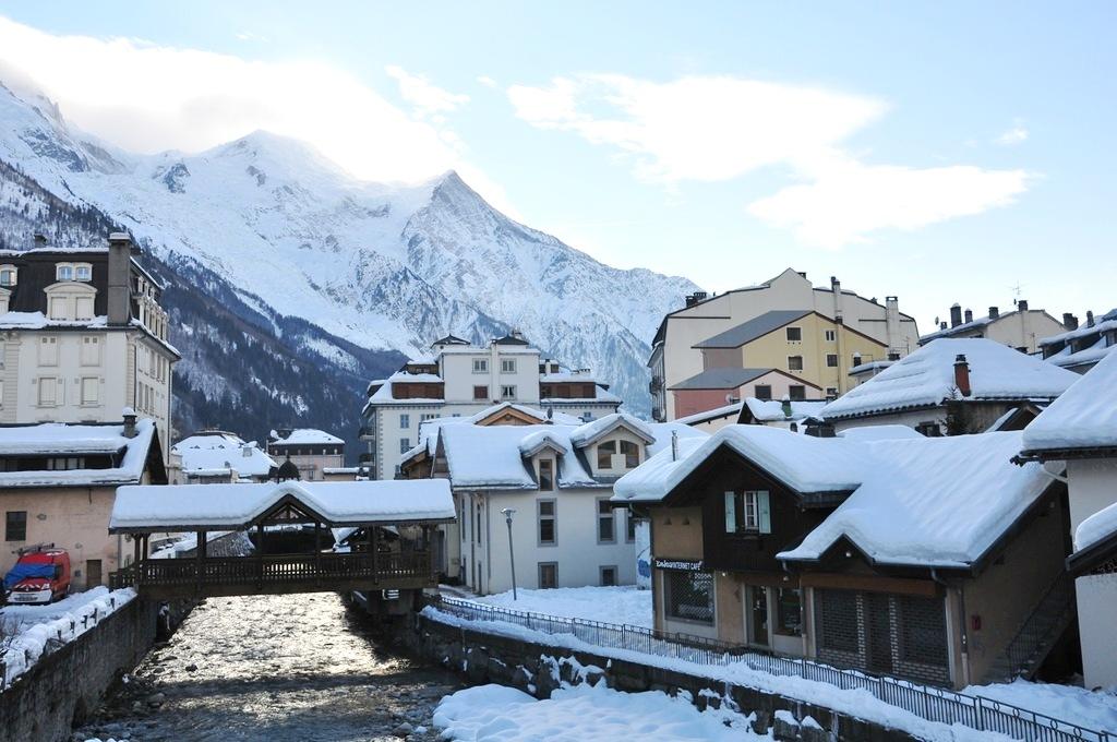 Franta - Chamonix Mont-Blanc