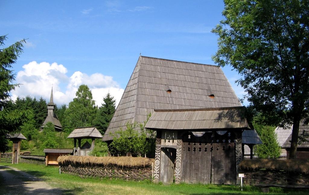 Muzeul Satului Maramuresean