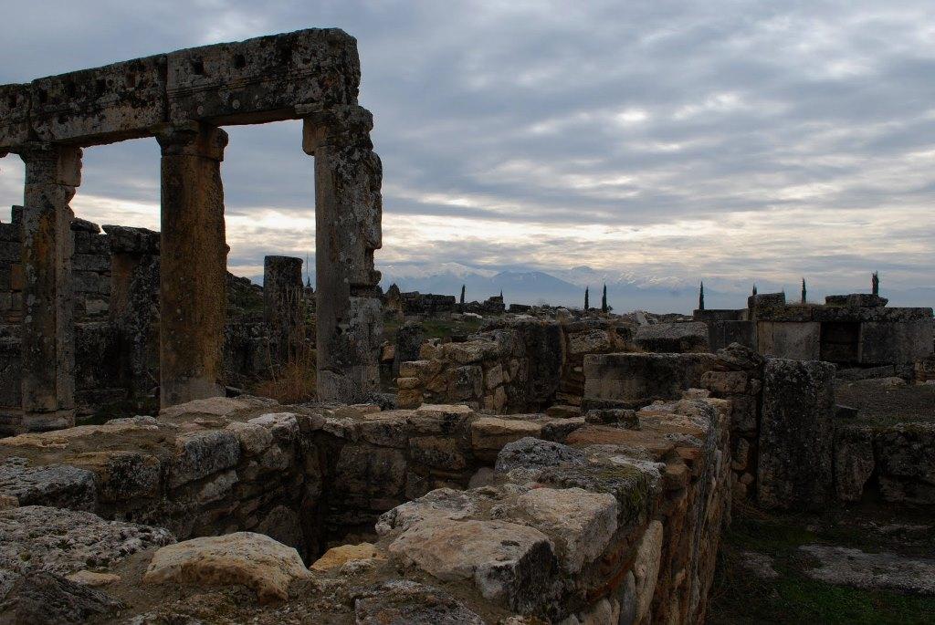 Orasul Antic Hierapolis