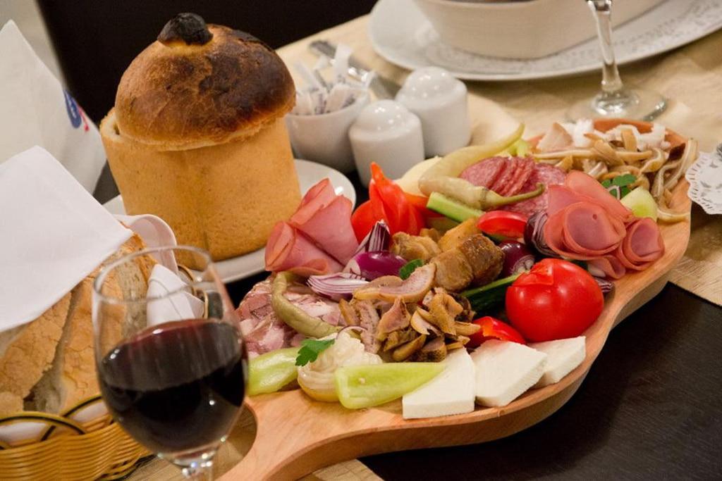 Restaurante in Brasov