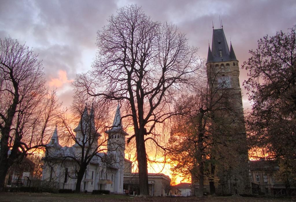 Turnul lui Stefan Baia Mare