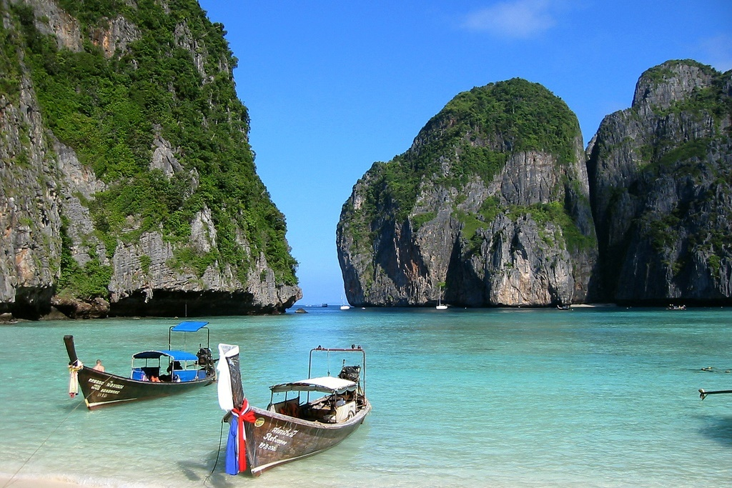 Insulele Phi Phi Leh