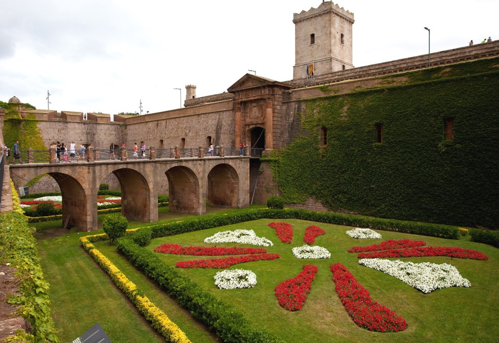 Castelul Montjuic