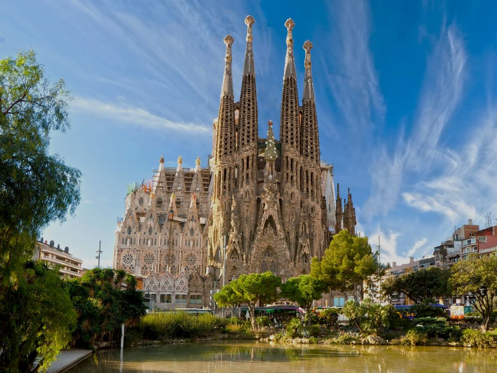Catedrala Sagrada Familia