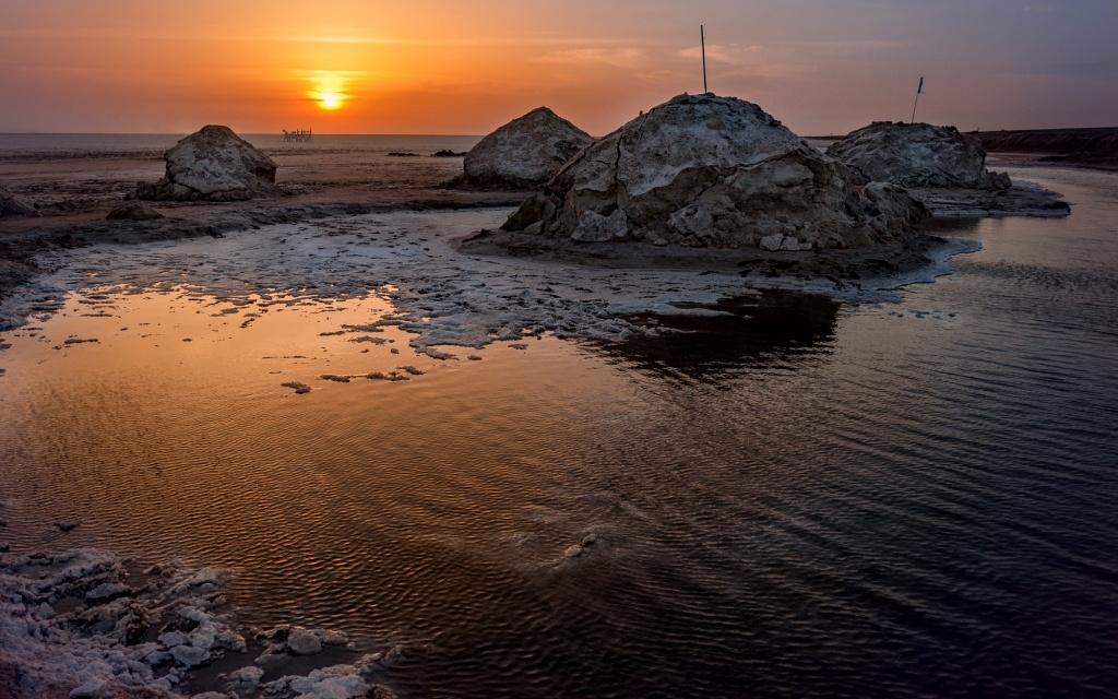 Lacul Chott EL Djerid