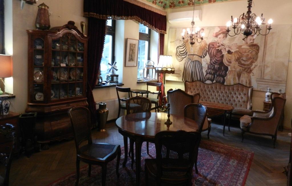 Cafeneaua Thomas Antique