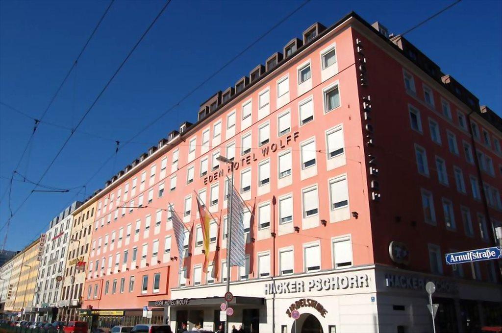 Hotel Eden Wolff