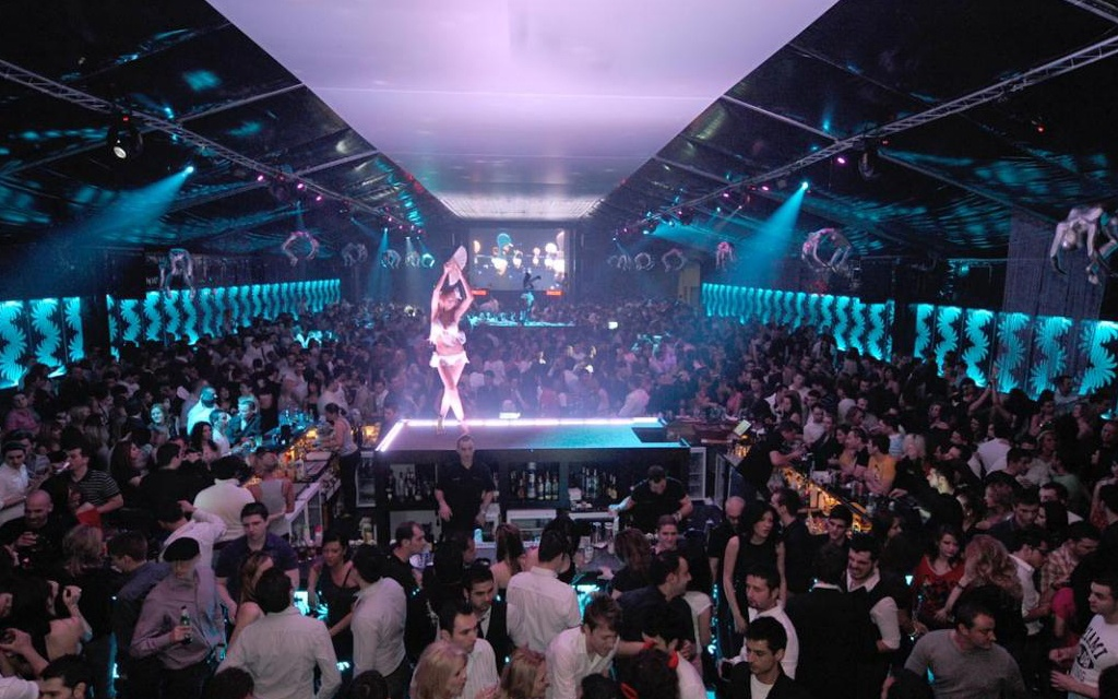 Club in Bucuresti