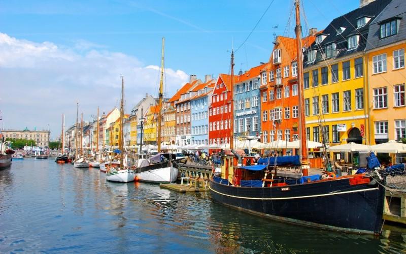 Resultado de imagem para Copenhaga, Danemarca