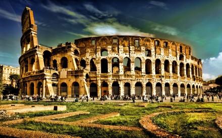 Coloseumul Roma