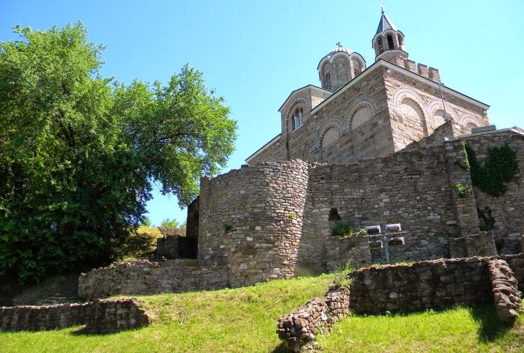 Cetatea Trarevet