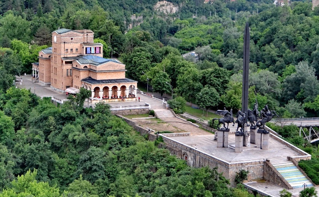 Parcul Asenevti