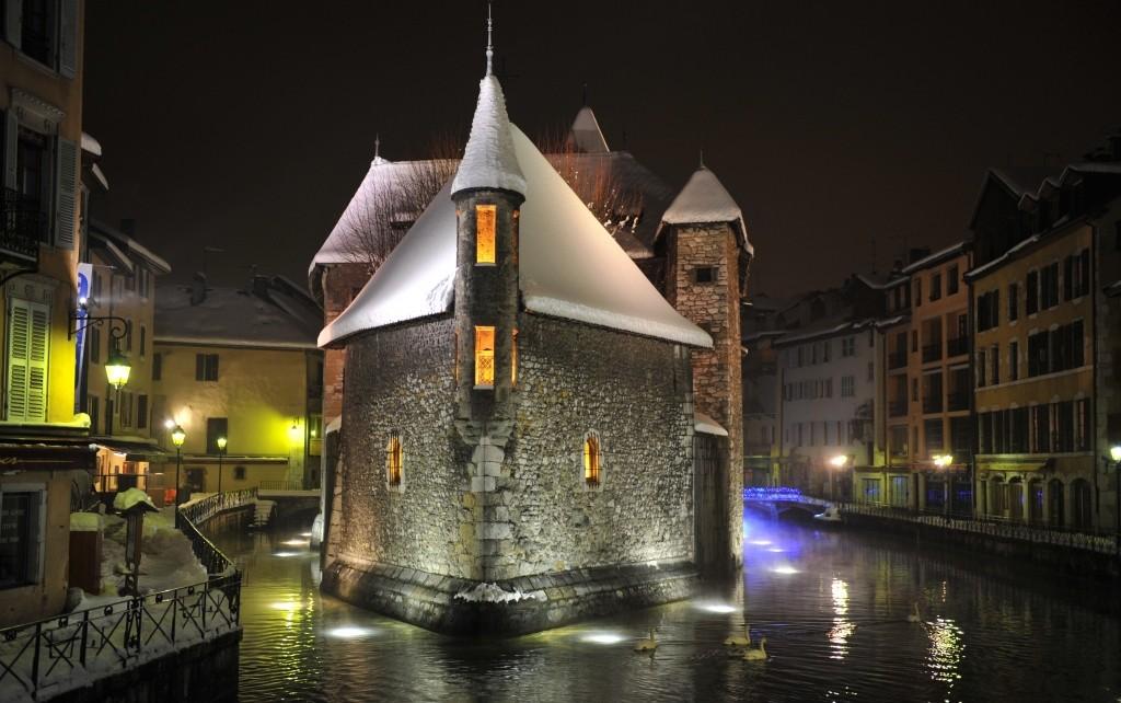 Castelul din Annecy