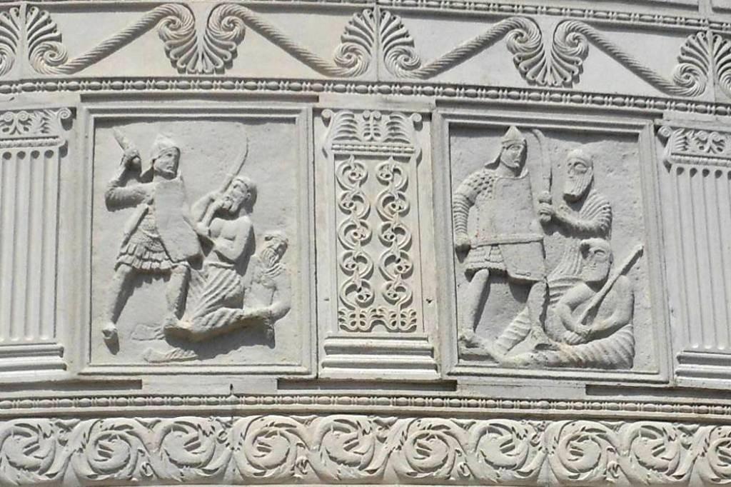 Monumentul din Adamclisi