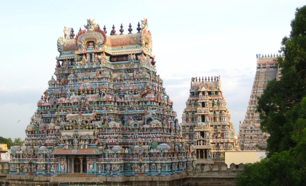 Altarul Zeului Vishnu