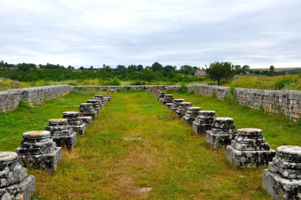 Ruinele din Adamclisi
