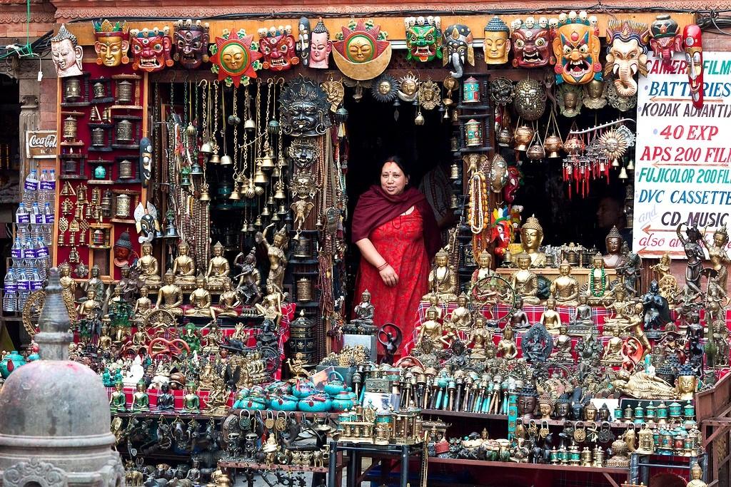 Cumparaturi Kathmandu