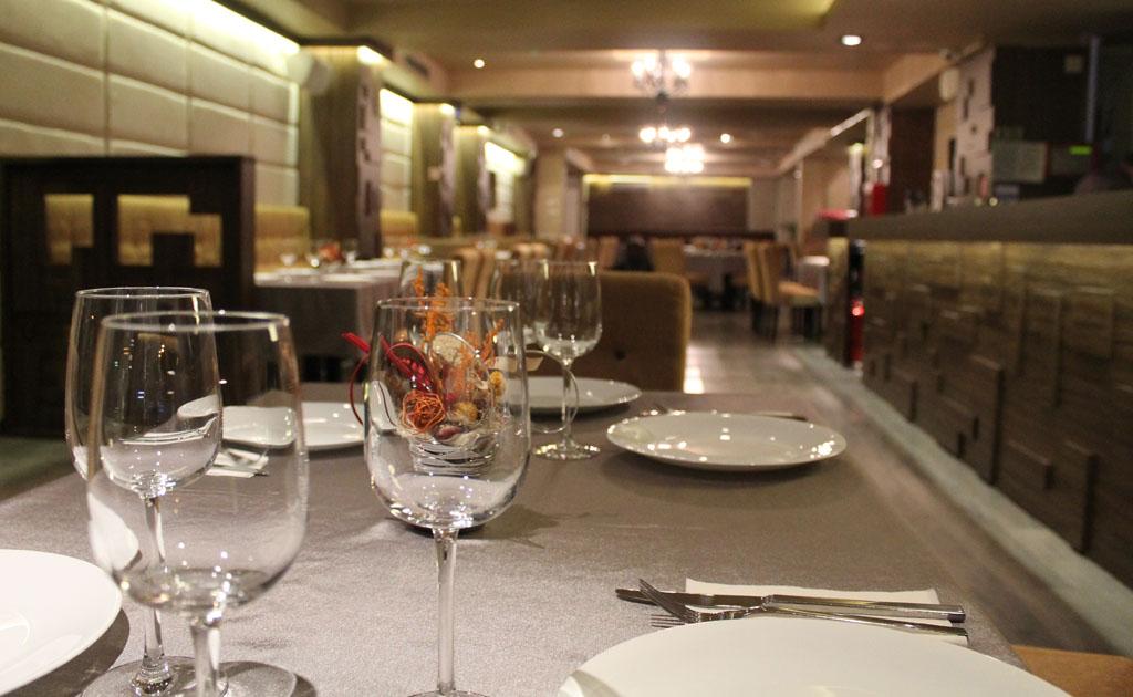 Alexander restaurant & bar