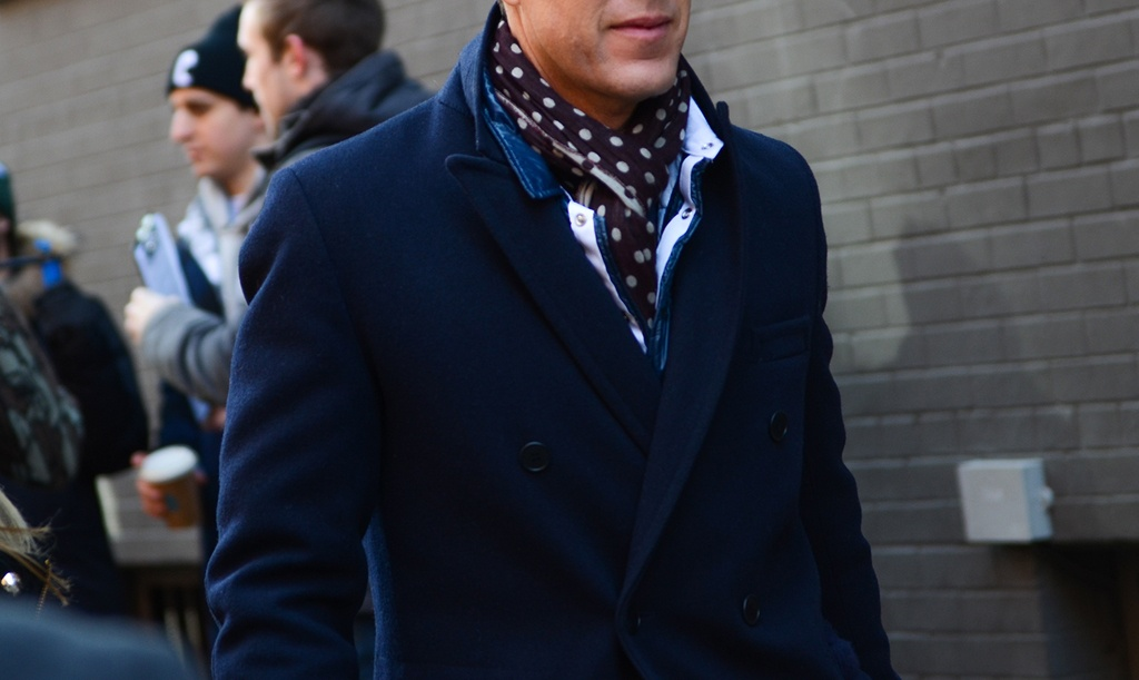 Men scarf