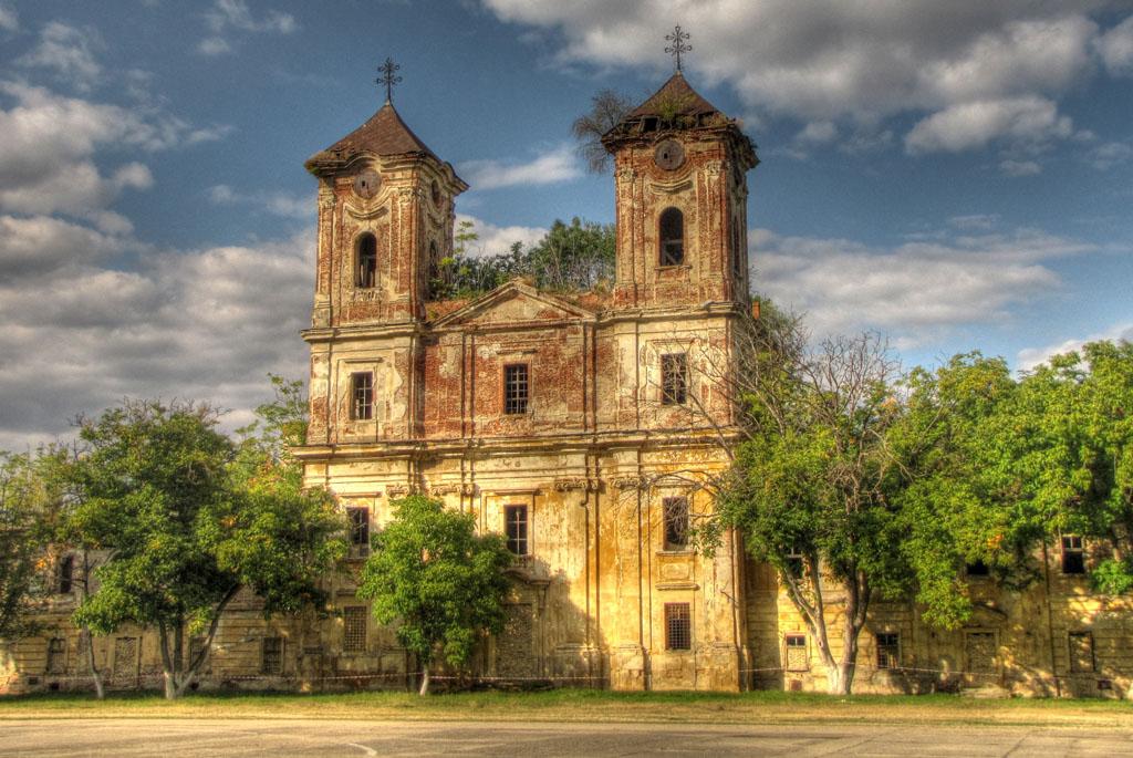 Biserica franciscana din cetatea aradului