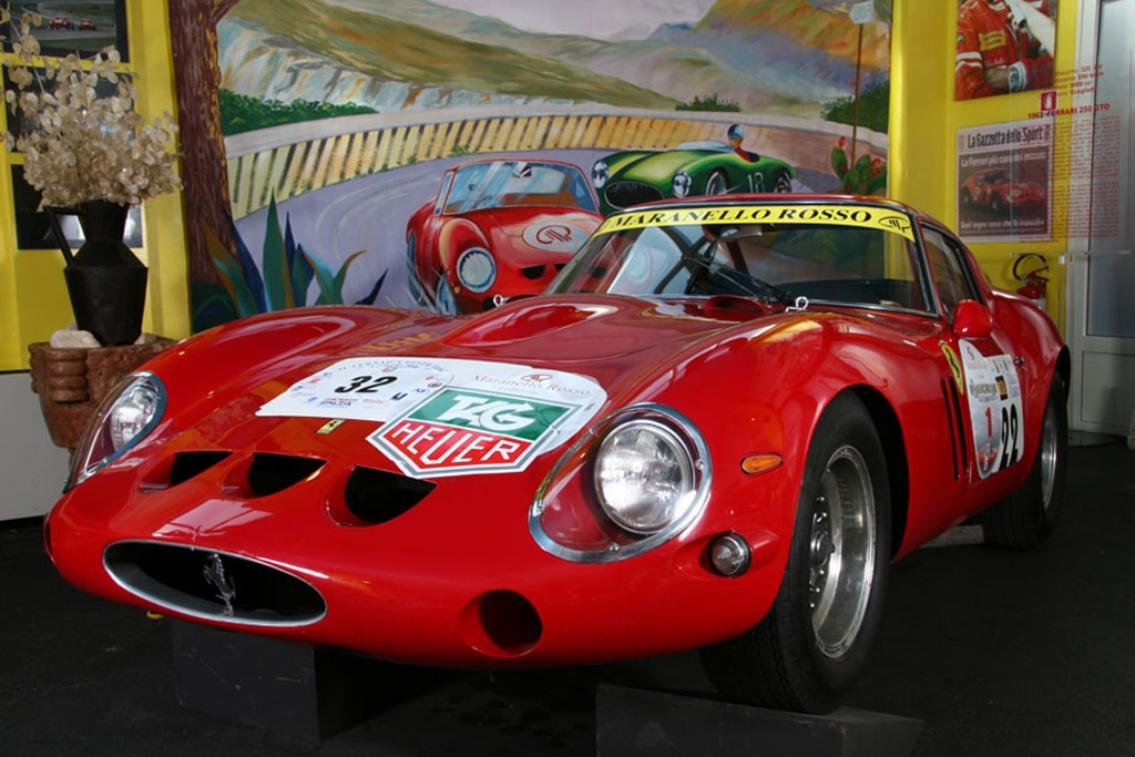 Ferrari Museum of San Marino