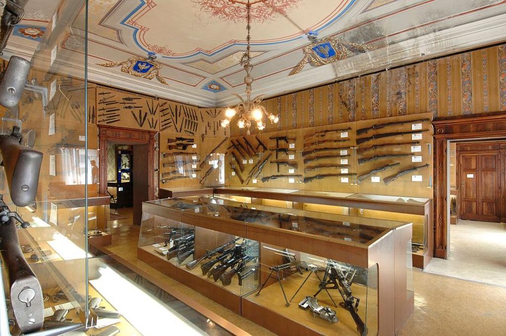 Museo armi moderne San Marino