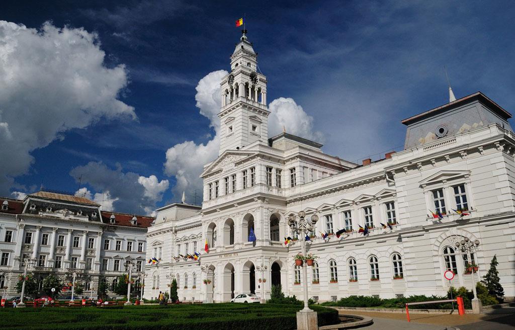 Palatul administrativ Arad