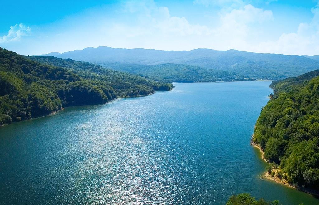 Lacul Lilieci Bacau