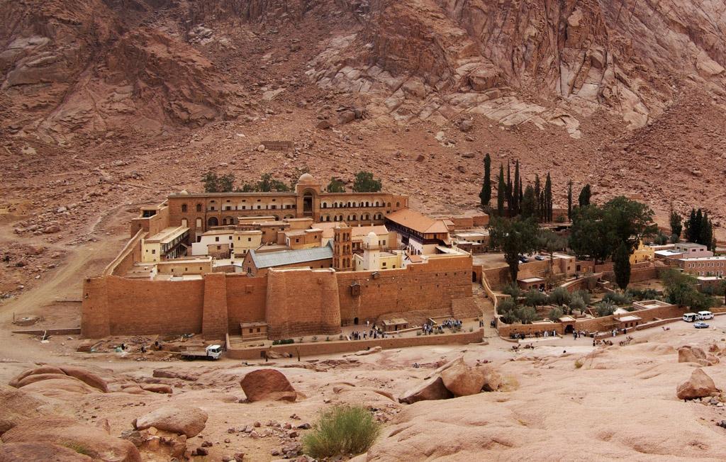 Sharm el Sheikh Sf Ecaterina