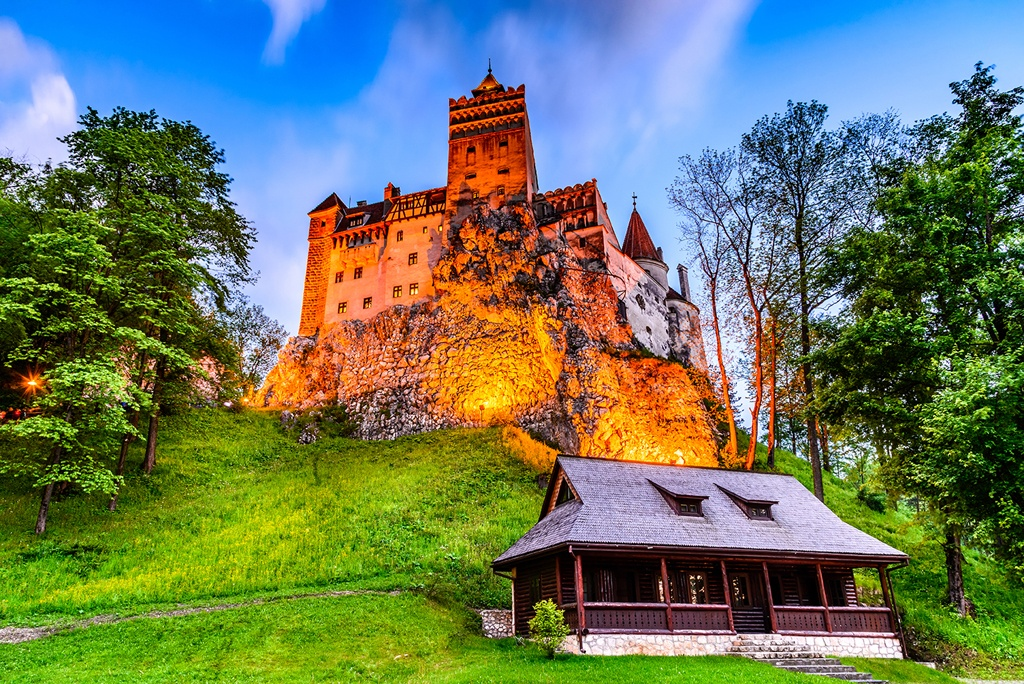 Castelul Dracula Bran