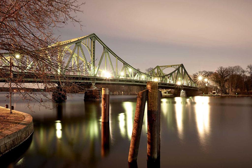 Glienicke Brücke Potsdam