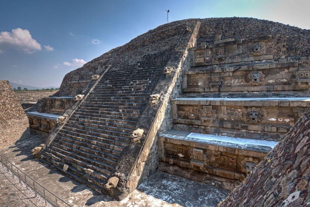 La Ciudadela Teotihuacan