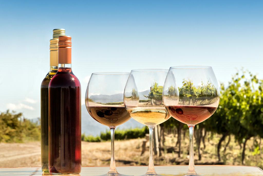 Napa Valley USA wines