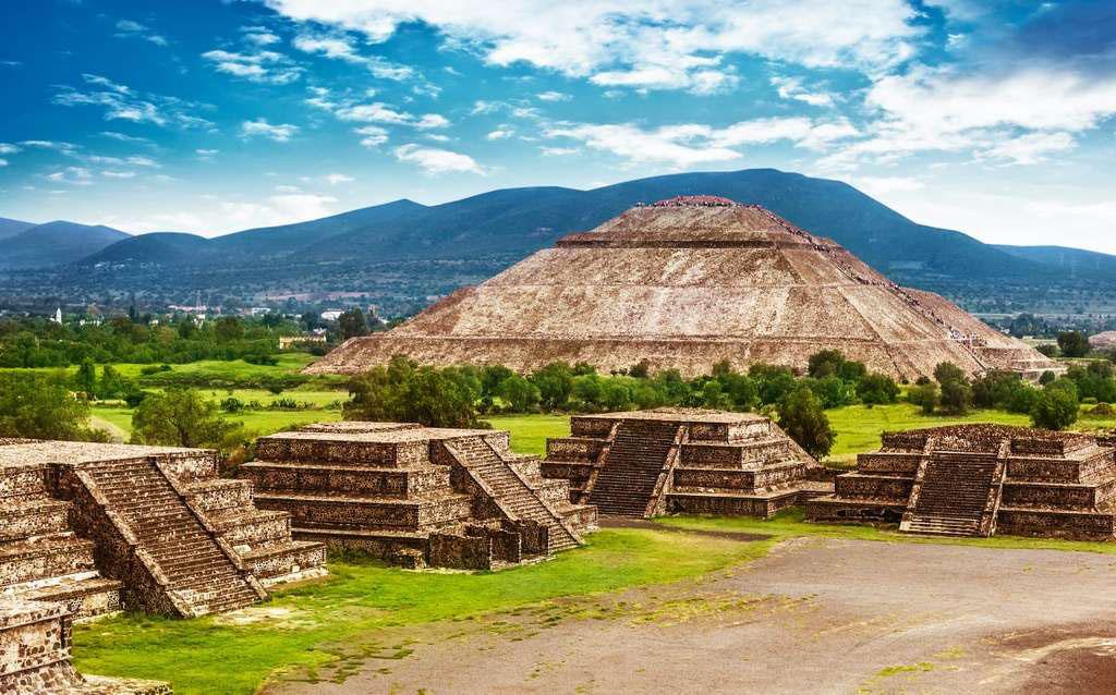 Piramida din Teotihuacan