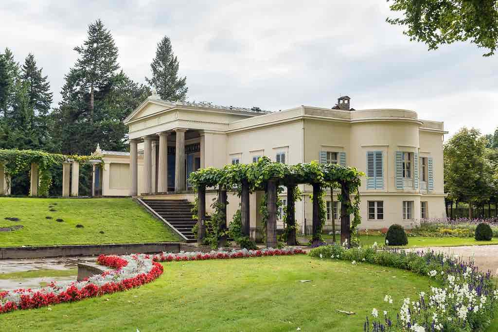 Schloss Charlottenhof Potsdam
